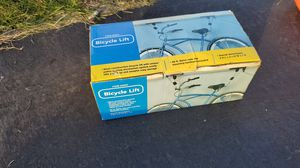Bike lift Bicycle Rack Hanger for Sale in Shawnee Hills, OH