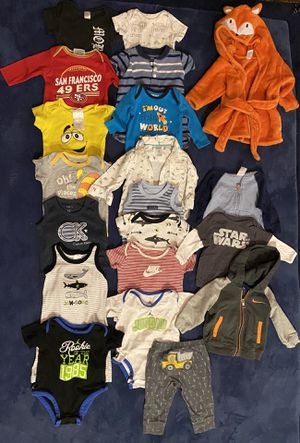 3-6 Months Baby Boy Clothes Bundle for Sale in Fresno, CA
