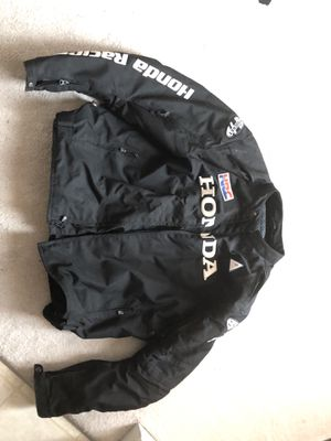 Honda motorcycle jacket for Sale in Highland Hills, OH