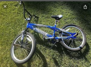 """Mongoose seeBMX outer limit BMX 20"""", Blue! New only used for demonstration purposes for Sale in Savannah, GA"""