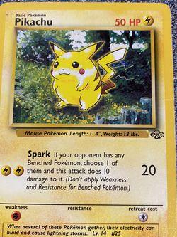 Pokémon Pikachu for Sale in Gaithersburg,  MD