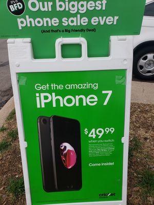 Cricket wireless for Sale in Abilene, TX