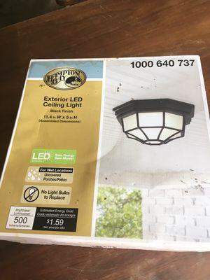 Hampton bay lighting for Sale in Atlanta, GA