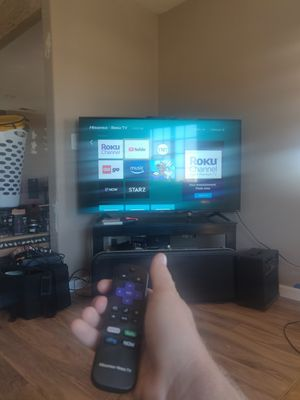 Hisense 55' smart tv for Sale in San Diego, CA