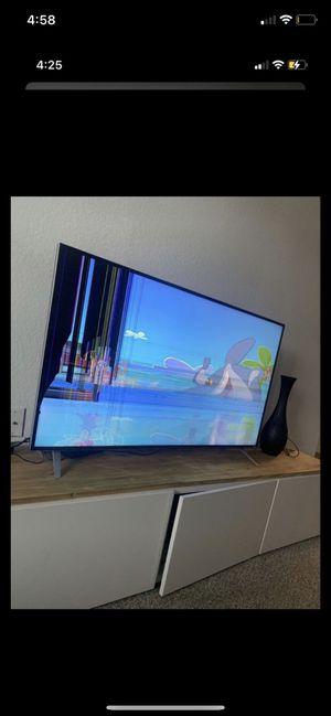 "Vizio 55"" 4K need screen change for Sale in Kissimmee, FL"