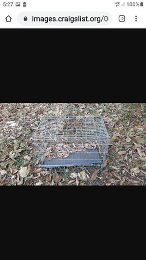 NICE CAGE for Sale in Lynchburg, VA
