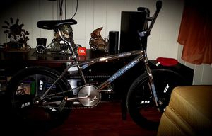 RARE 1995 MID OG BMX GT DYNO BIKE RESTORED RARE CHROME FULLY LOADED for Sale in Plano, TX