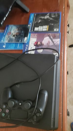 PS4 1tb with games for Sale in Lake Park, NC