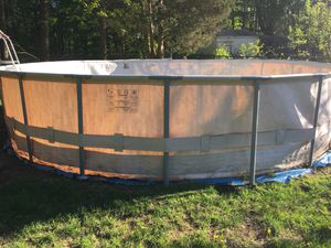 Huge Pool 18x52 for Sale in Wilmington, MA