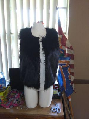 Fur vest for Sale in Scottsboro, AL