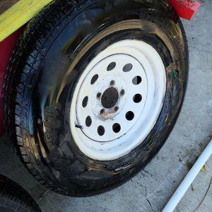 Trailer Rims Wheels Traila Rines for Sale in San Jose, CA