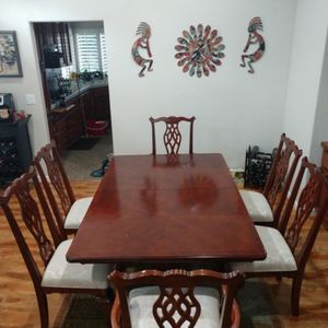 Dining Table 6 Chairs for Sale in Clovis, CA