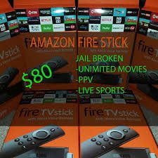 Kodi Amazon firestick for Sale in Phoenix, AZ