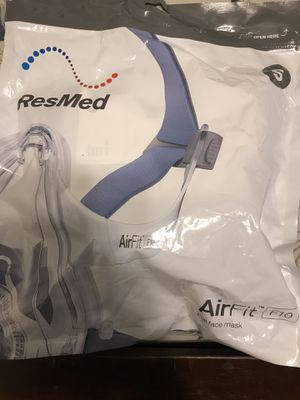 CPAP FULL SUPPLY PACKAGE! $110....value much higher, but don't accept the imitation brands being sold! for Sale in San Diego, CA