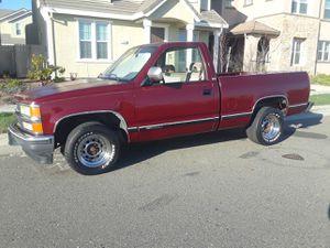 1994 Chevy Silverado 2 dr for Sale in Elk Grove, CA