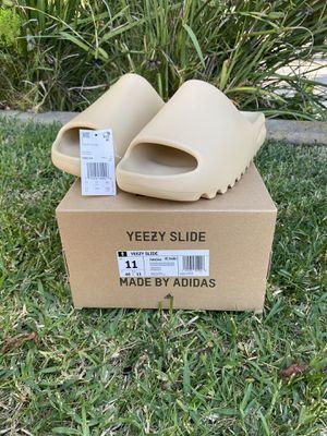 Yeezy Slide Desert Sand Size 11 for Sale in Diamond Bar, CA