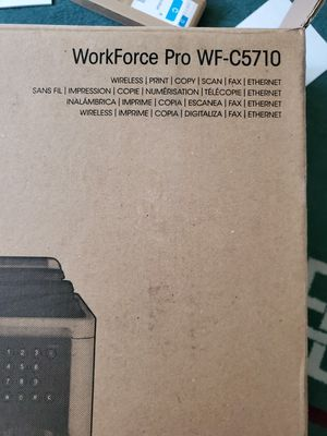Epson workforce pro printer for Sale in Madera, CA