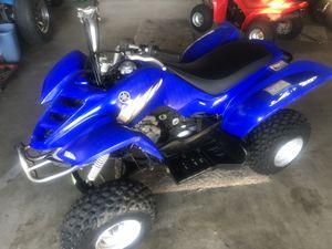 Raptor 50, Yamaha, quad atv motorcycle for Sale in Lake Elsinore, CA