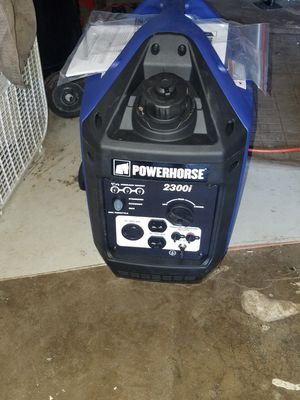 Jenerador 2300w for Sale in Fort Worth, TX