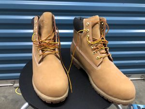 Men's size 13 State Street brand waterproof work boots for Sale in Spring Valley, CA