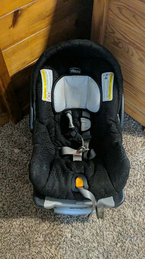Chicco keyfit travel system for Sale in Chesterfield, VA
