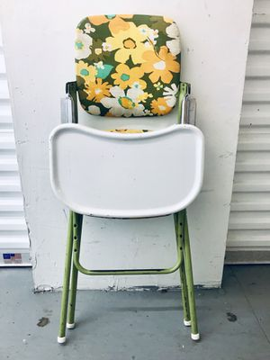Vintage Cosco Peterson High Chair for Sale in San Diego, CA