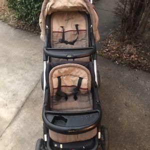 Eddie Bauer Double Stroller for Sale in Grand Prairie, TX
