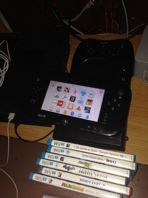 Nintendo Wii U for Sale in Spartanburg, SC