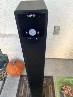 BeFree Sound Bluetooth tower speaker for Sale in Las Vegas, NV