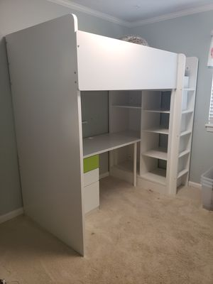 IKEA stuva twin Loft bed for Sale in Virginia Beach, VA
