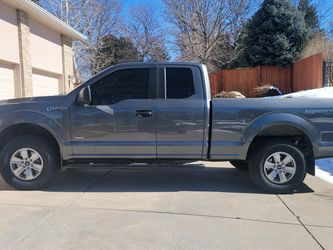 2016 F-150 Super Cab 4x4 Sport Low Miles $22,950 for Sale in Golden,  CO