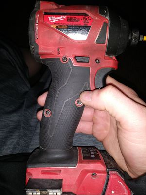 Milwaukee 1/4 Hex impact Driver for Sale in Tacoma, WA
