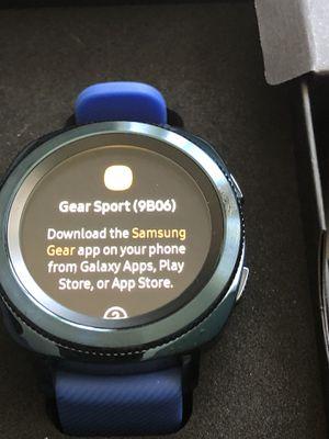 New Samsung gear sport for Sale in Gardena, CA