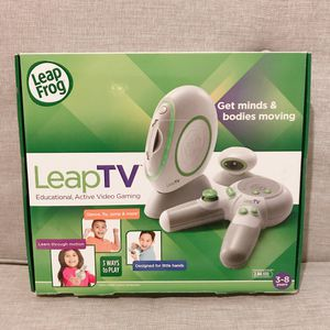 LeapTV Educational Video Gaming for Sale in Corona, CA