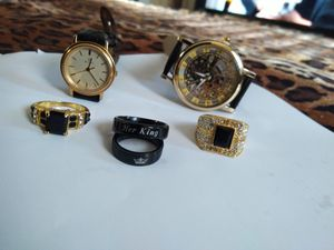 Men's /Women Rings And Watchs for Sale in Louisville, KY