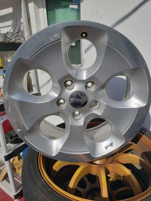 Jeep rim for Sale in Fort Lauderdale, FL