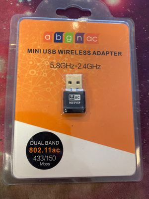 Mini USB wireless adapter for Sale in Los Angeles, CA