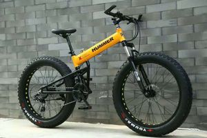 Hummer heavy duty fat tire mountain bike all terrains for Sale in Chula Vista, CA