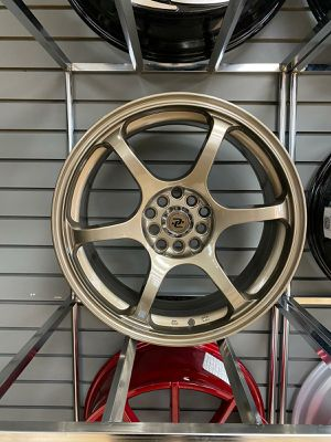 17x9 MONKEY RIMS AND TIRES for Sale in Phoenix, AZ