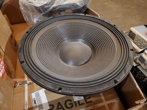 """Faital 18"""" subwoofer - made in Italy- high end - 18HP1030 for Sale in Torrance, CA"""