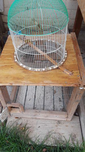 Homemade Bird Cage for Sale in Soledad, CA