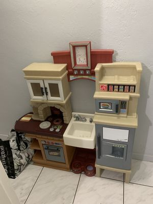 Kids play kitchen and food toys for Sale in Cutler Bay, FL