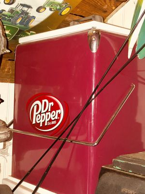 DRPEPPER ALL METAL COOLER for Sale in Bowdon, GA