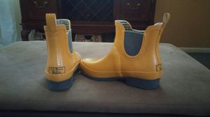 LL bean rain boots for Sale in North Bethesda, MD