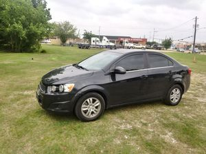 2014 chevy sonic LT for Sale in Houston, TX