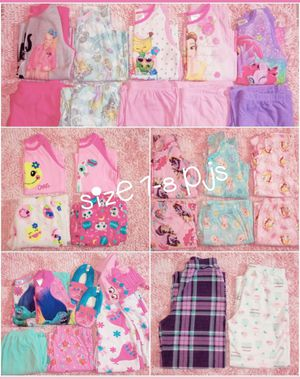 Girls pjs for Sale in Sudley Springs, VA