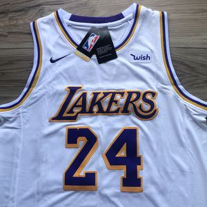 BRAND NEW! 🔥 Kobe Bryant #24 Los Angeles Lakers WHITE Jersey + SHIPS OUT TODAY! 📦💨 for Sale in Los Angeles, CA