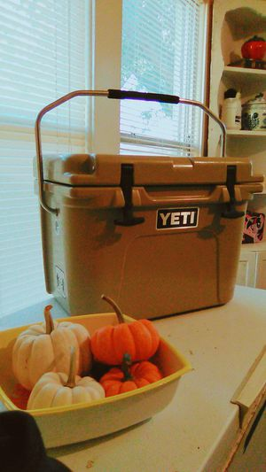 Yeti cooler for Sale in Abilene, TX