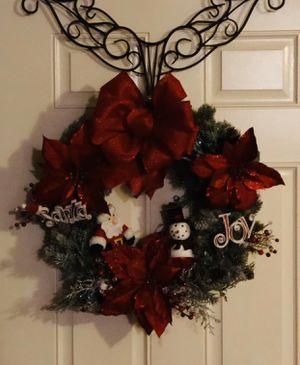 Christmas Wreath for Sale in Rancho Cucamonga, CA