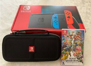 Nintendo Switch Console Bundle With Game. If interested text4148008515ASAP for Sale in Houston, TX